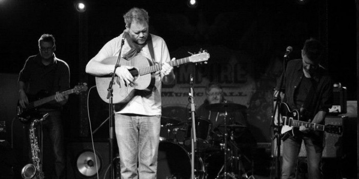 The Armstrong Brothers featuring Ken Haddock @ The Depot | Limavady | United Kingdom