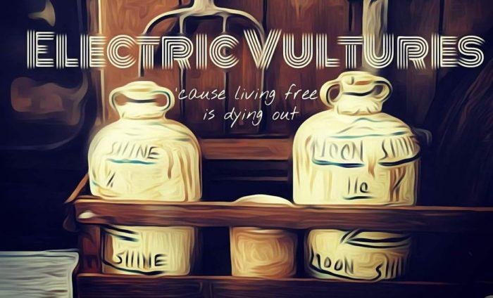 The Electric Vultures @ Corner Bar - Front   Northern Ireland   United Kingdom