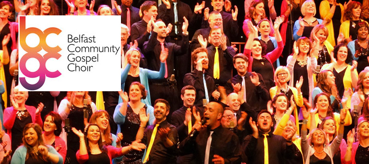 Belfast Community Gospel Choir @ Christ the King | Northern Ireland | United Kingdom