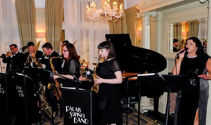 The Palais Swing Band @ Limavady Cricket & Rugby Club | Northern Ireland | United Kingdom