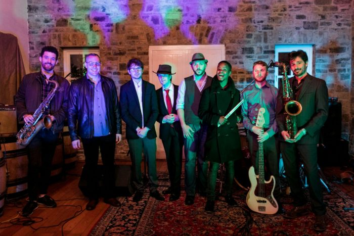 The Catfish Blues Orchestra @ Frank Owens - Yard | Northern Ireland | United Kingdom