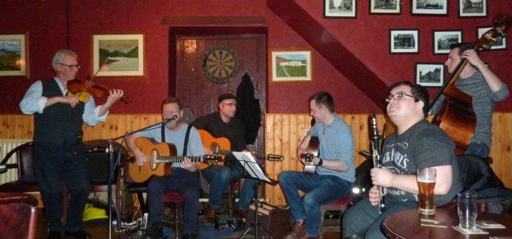 Modern Swing Collective @ Frank Owens - Yard   Northern Ireland   United Kingdom